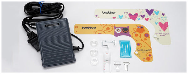 Accessoire brother kd144s