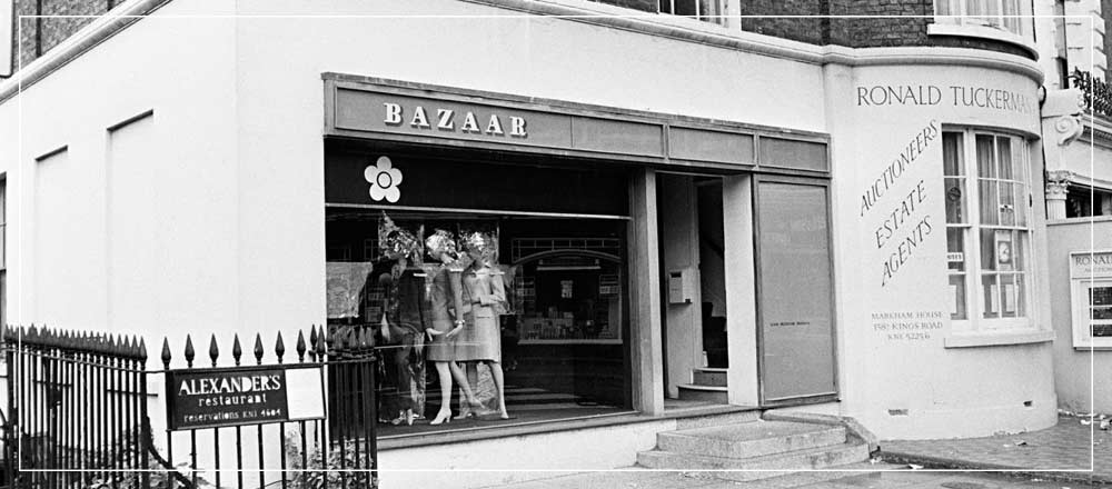 Magasin bazaar mary quant
