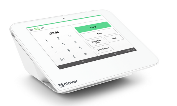 Clover Mini Point of Sale (POS) System