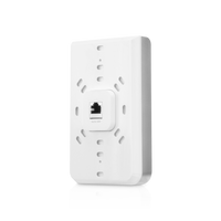 In-Wall 802.11ac Wave 2 Wi-Fi Access Point with 4 port switch