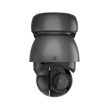 Load image into Gallery viewer, G4 PTZ Camera high-performance pan-tilt-zoom camera with 4K, 24 FPS video streaming, 22x optical zoom, and adaptive IR LED night vision.