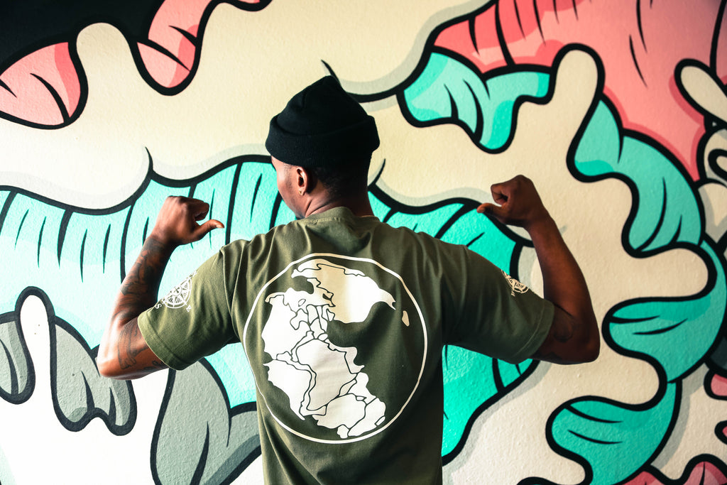 Pre- Order: Pangea T-shirts