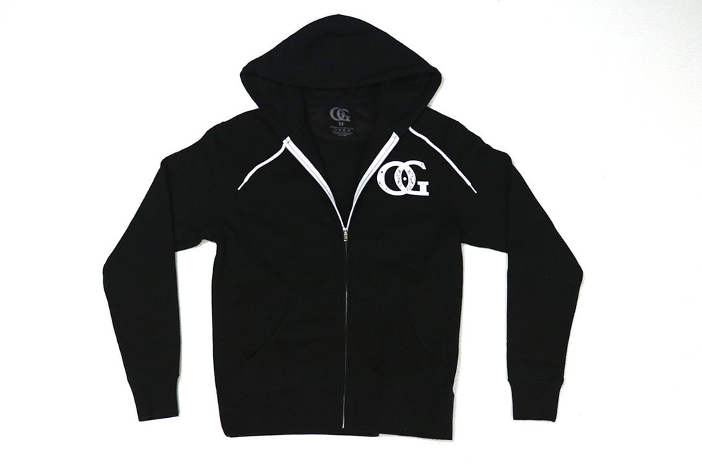 Ocean Grown Zip Up Hoodie