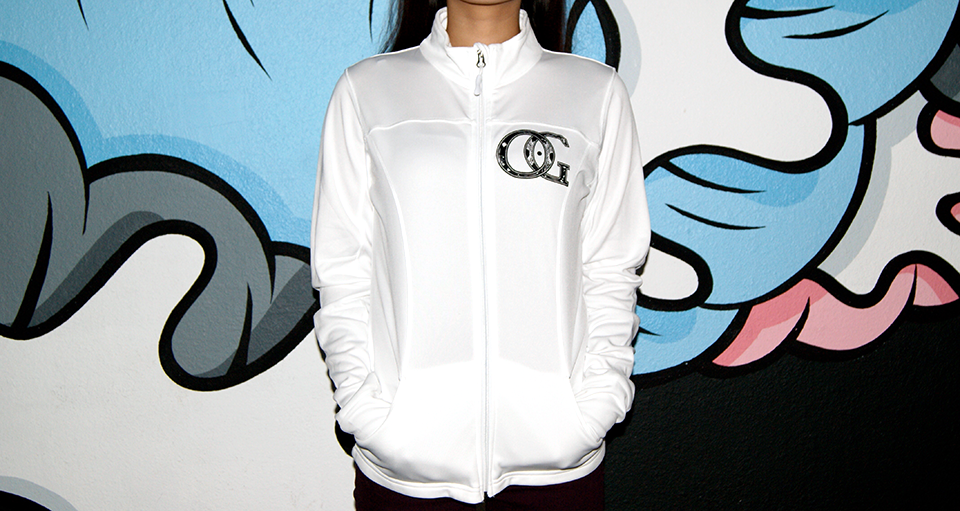Ocean Grown Female Track Jacket