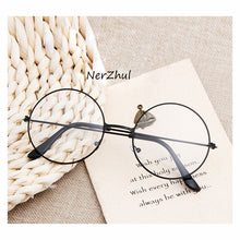 Load image into Gallery viewer, round eyeglasses glasses frame men/women clear fake glasses eyeglass round eye glasses frames for women/men