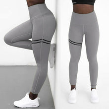 Load image into Gallery viewer, Fashion Push Up Leggings Women Workout Leggings Slim Leggings Polyester V-Waist Jeggings Women Pencil Pants LAISIYI