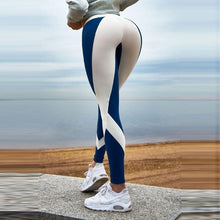 Load image into Gallery viewer, Women Leggings Slim High Waist Elasticity Leggings Fitness Printing leggins Breathable Woman Pants Leggings Push Up Strength