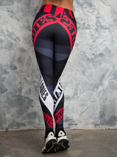Load image into Gallery viewer, Sexy Women Yo-ga Pants Women Leggings Workout Sports Running Leggings Sexy Push Up Gym Wear High Waist Fringe Elastic Slim Pants