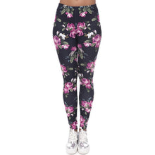 Load image into Gallery viewer, Brands Women Fashion Legging Aztec Round Ombre Printing leggins Slim High Waist  Leggings Woman Pants