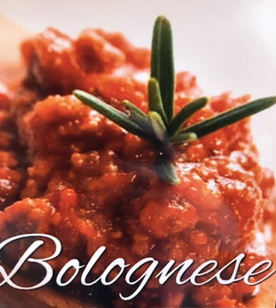 Real Homemade Bolognese Sauce