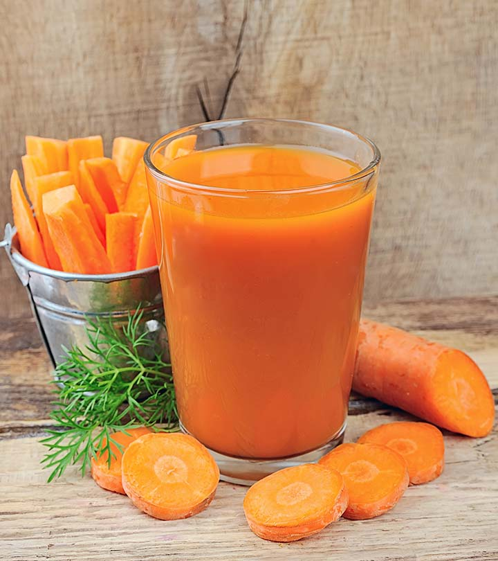 Orange Passion Juice