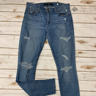 Primary Photo - BRAND: JOES JEANS STYLE: JEANS DESIGNER COLOR: DENIM SIZE: 4 SKU: 242-24264-39587SIZE 27