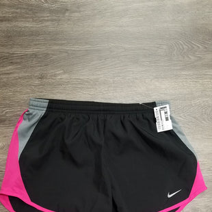 Primary Photo - BRAND: NIKE APPAREL STYLE: ATHLETIC SHORTS COLOR: BLACK SIZE: S SKU: 242-24213-118315