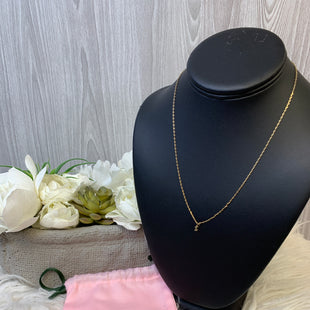 Primary Photo - BRAND: KATE SPADE STYLE: NECKLACE COLOR: GOLD SKU: 242-24287-3227