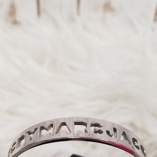 Primary Photo - BRAND: MARC JACOBS STYLE: BRACELET COLOR: SILVER SKU: 242-24290-26259