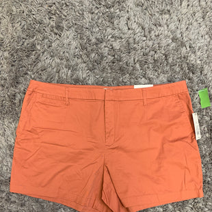 Primary Photo - BRAND: A NEW DAY STYLE: SHORTS COLOR: RUST SIZE: 18 SKU: 242-24264-45887