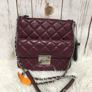 Primary Photo - BRAND: MICHAEL BY MICHAEL KORS STYLE: HANDBAG DESIGNER COLOR: PLUM SIZE: MEDIUM SKU: 242-24298-44239 BY 8.5