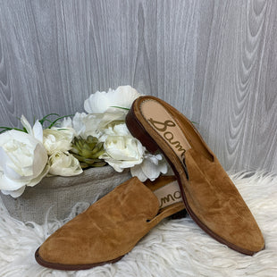 Primary Photo - BRAND: SAM EDELMAN STYLE: SHOES FLATS COLOR: CAMEL SIZE: 7.5 SKU: 242-24264-45916