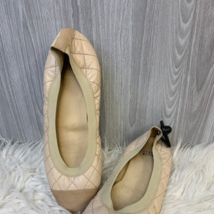 Primary Photo - BRAND: STUART WEITZMAN STYLE: SHOES FLATS COLOR: NUDE SIZE: 9 SKU: 242-24213-126669
