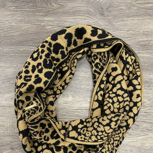 Primary Photo - BRAND: MICHAEL KORS STYLE: SCARF WINTER COLOR: LEOPARD PRINT SKU: 242-24290-26077