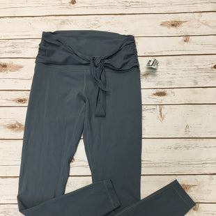 Primary Photo - BRAND: LULULEMON STYLE: ATHLETIC PANTS COLOR: TEAL SIZE: 8 SKU: 242-24264-46316