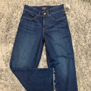 Primary Photo - BRAND: NOT YOUR DAUGHTERS JEANS STYLE: CAPRIS COLOR: DENIM SIZE: 0 SKU: 242-24213-127960