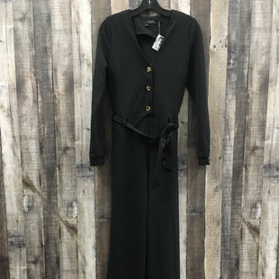 Primary Photo - BRAND:    CLOTHES MENTOR STYLE: DRESS LONG LONG SLEEVE COLOR: BLACK SIZE: S OTHER INFO: VERO MODA - SKU: 242-24287-2033WITH POCKETS