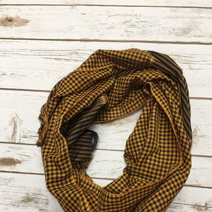 Primary Photo - BRAND:  CME STYLE: SCARF COLOR: YELLOW OTHER INFO: YELLOW CHECKED - SKU: 242-24213-112033