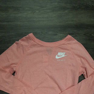 Primary Photo - BRAND: NIKE APPAREL STYLE: ATHLETIC TOP COLOR: PINK SIZE: S SKU: 242-24213-118303