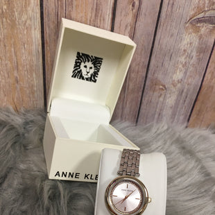 Primary Photo - BRAND: ANNE KLEIN STYLE: WATCH COLOR: SILVER SKU: 242-24213-118499