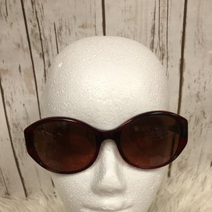 Primary Photo - BRAND:  CMA STYLE: SUNGLASSES COLOR: RED SKU: 242-24234-4741THEY ARE POLARIZED