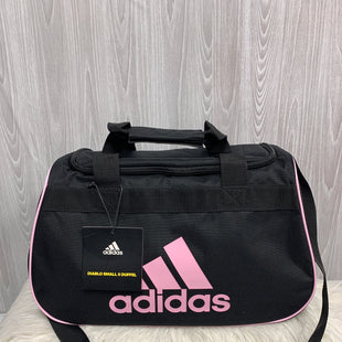 "Primary Photo - BRAND: ADIDAS STYLE: TOTE COLOR: BLACK SIZE: LARGE SKU: 242-24284-655317""X11"""