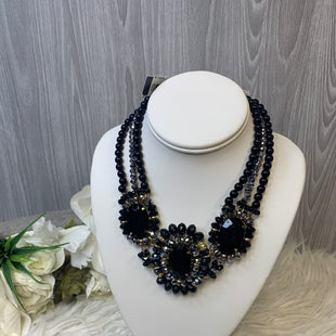 Primary Photo - BRAND: INC STYLE: NECKLACE COLOR: BLACK SKU: 242-242102-1875