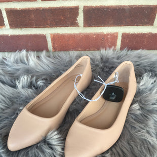 Primary Photo - BRAND: A NEW DAY STYLE: SHOES FLATS COLOR: NUDE SIZE: 7.5 SKU: 242-24264-39835