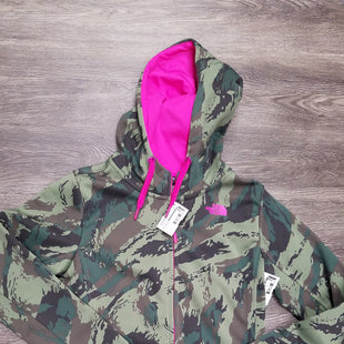 Primary Photo - BRAND: NORTHFACE STYLE: JACKET OUTDOOR COLOR: CAMOFLAUGE SIZE: S SKU: 242-24287-263