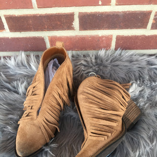 Primary Photo - BRAND: COCONUTS STYLE: BOOTS ANKLE COLOR: BROWN SIZE: 8 SKU: 242-24213-121059