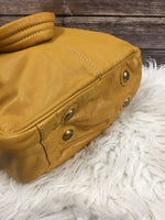Photo #2 - BRAND: MARC JACOBS <BR>STYLE: HANDBAG DESIGNER <BR>COLOR: YELLOW <BR>SIZE: LARGE <BR>SKU: 242-24290-26171<BR>13 BY 14