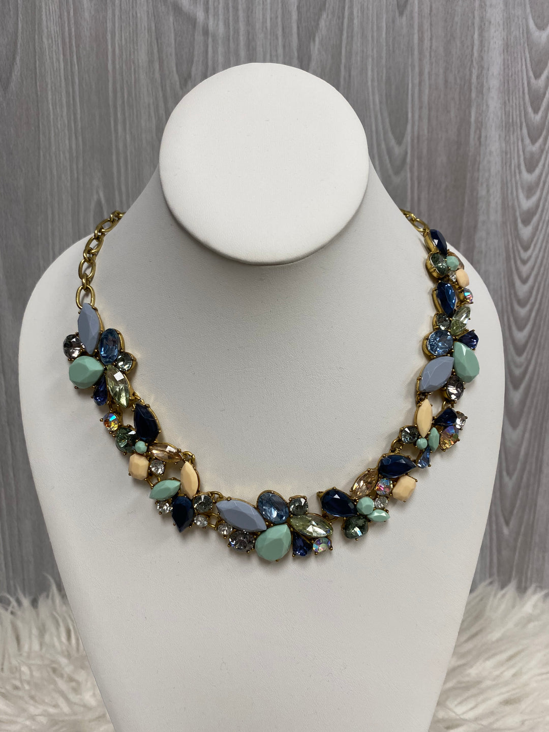 Primary Photo - BRAND: J CREW <BR>STYLE: NECKLACE <BR>COLOR: BLUE <BR>SKU: 242-24235-15910