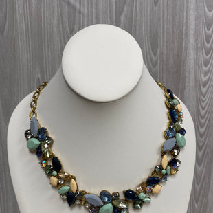 Primary Photo - BRAND: J CREW STYLE: NECKLACE COLOR: BLUE SKU: 242-24235-15910