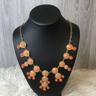 Primary Photo - BRAND:    CLOTHES MENTOR STYLE: NECKLACE COLOR: ORANGE OTHER INFO: NECKLACE ORANGE - SKU: 242-242123-197