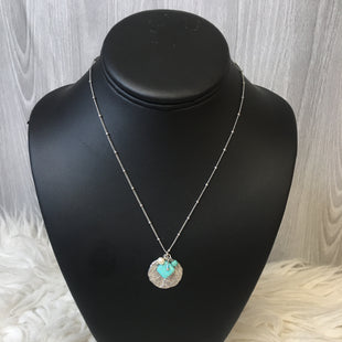 Primary Photo - BRAND: LIA SOPHIA JEWELRY STYLE: NECKLACE COLOR: TURQUOISE SKU: 242-24264-35185