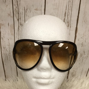 Primary Photo - BRAND:  CMA STYLE: SUNGLASSES COLOR: BROWN OTHER INFO: TOM FORD - SKU: 242-24235-6967THERE IS ONE SCRATCH ON THE RIGHT LENS. DOES NOT COME WITH A CASE