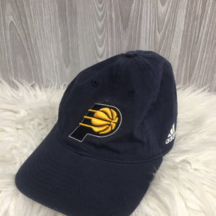 Primary Photo - BRAND: ADIDAS STYLE: HAT COLOR: NAVY SKU: 242-24264-43357