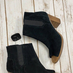 Primary Photo - BRAND: TOMS STYLE: BOOTS ANKLE COLOR: BLACK SIZE: 9.5 SKU: 242-24213-121110