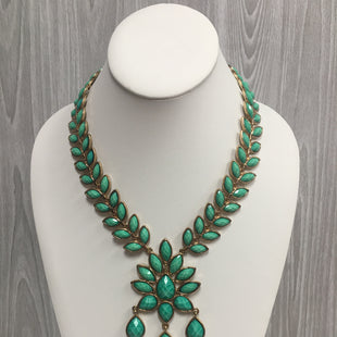 Primary Photo - BRAND:    CLOTHES MENTOR STYLE: NECKLACE COLOR: GREEN SKU: 242-24264-43156