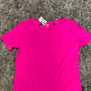 Primary Photo - BRAND: VOGO STYLE: ATHLETIC TOP SHORT SLEEVE COLOR: PINK SIZE: XL SKU: 242-24264-45595