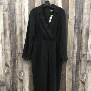 Primary Photo - BRAND: EXPRESS STYLE: DRESS LONG LONG SLEEVE COLOR: BLACK SIZE: M SKU: 242-24287-3352