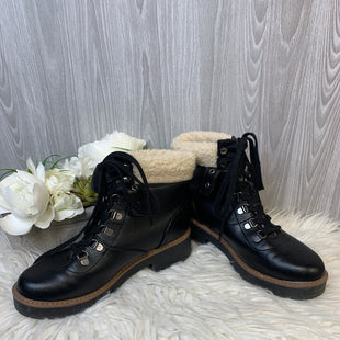 Primary Photo - BRAND: UNIVERSAL THREAD STYLE: BOOTS ANKLE COLOR: BLACK SIZE: 8 SKU: 242-24264-45837