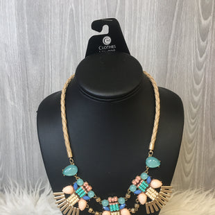 Primary Photo - BRAND:    CLOTHES MENTOR STYLE: NECKLACE COLOR: MULTI OTHER INFO: NECKLACE - SKU: 242-242123-240