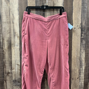Primary Photo - BRAND: J CREW STYLE: PANTS COLOR: PINK SIZE: 12 SKU: 242-24213-119792VELVET